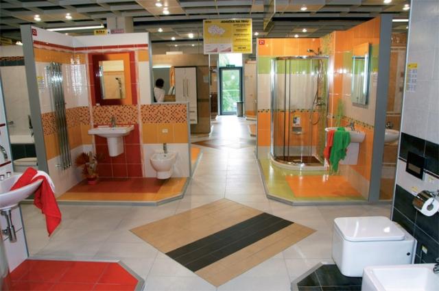 Siko galerie koupelny