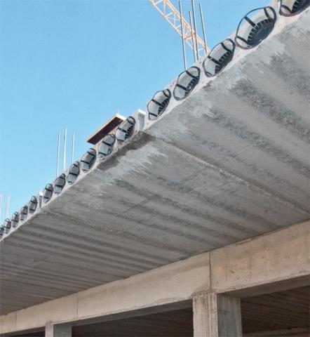 Prefabrikovane Stropy Z Predpjatych Betonovych Panelu Zefektini